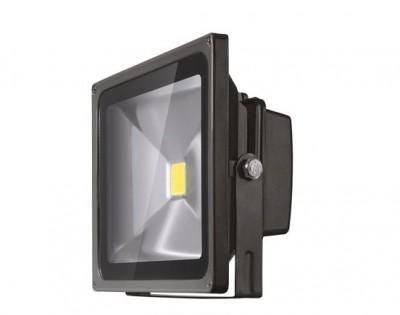 Светильник светодиодный ОНЛАЙТ 71 660 OFL-50-6K-BL-IP65-LEDCветодиодные<br>Светодиодные прожекторы «Онлайт» являются энергоэффективным аналогом стандартных галогенных прожекторов.  Основные преимущества  • Высокая степень защиты от пыли и влаги IP65   • Высокоэффективные светодиоды COB Epistar   • Компактный алюминиевый корпус с увеличенной площадью рассеивания обеспечивает эффективный теплоотвод   • Алюминиевый рефлектор обеспечивает мощный направленный свет   • Высокоэффективный драйвер, построенный на интегральной микросхеме, обеспечивает высокий коэффициент мощности (PFgt; 0.9) и стабильную работу при широком диапазоне входных напряжений без пульсаций светового потока   • Корпус драйвера защищен дополнительно от воздействия пыли и влаги, что обеспечивает степень защиты — IP67  • Срок службы 40 000 часов.<br><br>Тип лампы: светодиодная<br>Тип цоколя: LED<br>Цвет арматуры: серый<br>Количество ламп: 1<br>Ширина, мм: 225<br>Длина, мм: 108<br>Высота, мм: 185<br>Поверхность арматуры: матовый<br>MAX мощность ламп, Вт: 50