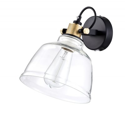Светильник бра Maytoni T163-01-W Irvingбра в стиле лофт<br>В интернет-магазине «Светодом» представлен широкий выбор настенных бра по привлекательной цене. Это качественные товары от популярных мировых производителей. Благодаря большому ассортименту Вы обязательно подберете под свой интерьер наиболее подходящий вариант. <br>Оригинальное настенное бра Maytoni T163-01-W можно использовать для освещения не только гостиной, но и прихожей или спальни. Модель выполнена из современных материалов, поэтому прослужит на протяжении долгого времени. Обратите внимание на технические характеристики, чтобы сделать правильный выбор. <br>Чтобы купить настенное бра Maytoni T163-01-W в нашем интернет-магазине, воспользуйтесь «Корзиной» или позвоните менеджерам компании «Светодом» по указанным на сайте номерам. Мы доставляем заказы по Москве, Екатеринбургу и другим российским городам.<br><br>S освещ. до, м2: 2<br>Тип цоколя: E27<br>Цвет арматуры: черный<br>Количество ламп: 1<br>Ширина, мм: 200<br>Глубина, мм: 250<br>Высота, мм: 270<br>Поверхность арматуры: матовая<br>Оттенок (цвет): черный<br>MAX мощность ламп, Вт: 40