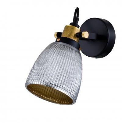 Светильник бра Maytoni T164-01-N TempoЛофт<br>В интернет-магазине «Светодом» представлен широкий выбор настенных бра по привлекательной цене. Это качественные товары от популярных мировых производителей. Благодаря большому ассортименту Вы обязательно подберете под свой интерьер наиболее подходящий вариант.  Оригинальное настенное бра Maytoni T164-01-N можно использовать для освещения не только гостиной, но и прихожей или спальни. Модель выполнена из современных материалов, поэтому прослужит на протяжении долгого времени. Обратите внимание на технические характеристики, чтобы сделать правильный выбор.  Чтобы купить настенное бра Maytoni T164-01-N в нашем интернет-магазине, воспользуйтесь «Корзиной» или позвоните менеджерам компании «Светодом» по указанным на сайте номерам. Мы доставляем заказы по Москве, Екатеринбургу и другим российским городам.<br><br>Тип цоколя: E27<br>Количество ламп: 1<br>Ширина, мм: 125<br>MAX мощность ламп, Вт: 40<br>Глубина, мм: 215<br>Высота, мм: 235