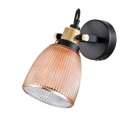 Светильник бра Maytoni T164-01-R TempoЛофт<br><br><br>Тип товара: Светильник настенный бра<br>Тип цоколя: E27<br>Количество ламп: 1<br>Ширина, мм: 125<br>MAX мощность ламп, Вт: 40<br>Глубина, мм: 215<br>Высота, мм: 235