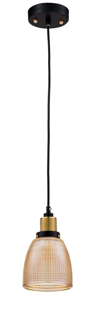 Подвесной светильник Maytoni T164-11-G TempoОдиночные<br><br><br>Тип товара: Подвесной светильник<br>Тип цоколя: E27<br>Количество ламп: 1<br>MAX мощность ламп, Вт: 40<br>Диаметр, мм мм: 125<br>Высота, мм: 1500
