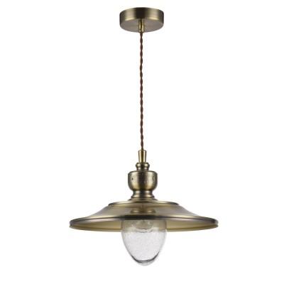 Подвес Maytoni T236-PL-01-R Sennaодиночные подвесные светильники<br><br><br>Тип лампы: Накаливания / энергосбережения / светодиодная<br>Тип цоколя: E27<br>Цвет арматуры: Античный бронзовый<br>Количество ламп: 1<br>Диаметр, мм мм: 323<br>Высота полная, мм: 1485<br>Высота, мм: 260<br>MAX мощность ламп, Вт: 60