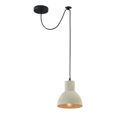 Подвес Maytoni T434-PL-01-GR BroniОдиночные<br><br><br>Тип лампы: Накаливания / энергосбережения / светодиодная<br>Тип цоколя: E27<br>Цвет арматуры: Серый<br>Количество ламп: 1<br>Диаметр, мм мм: 160<br>Высота полная, мм: 2160<br>Высота, мм: 160<br>MAX мощность ламп, Вт: 40