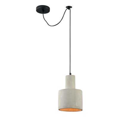 Подвес Maytoni T439-PL-01-GR Broniодиночные подвесные светильники<br><br><br>Тип лампы: Накаливания / энергосбережения / светодиодная<br>Тип цоколя: E27<br>Цвет арматуры: Серый<br>Количество ламп: 1<br>Диаметр, мм мм: 160<br>Высота полная, мм: 2225<br>Высота, мм: 225<br>MAX мощность ламп, Вт: 40