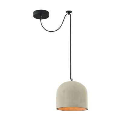 Подвес Maytoni T451-PL-01-GR BroniОдиночные<br><br><br>Тип лампы: Накаливания / энергосбережения / светодиодная<br>Тип цоколя: E27<br>Цвет арматуры: Серый<br>Количество ламп: 1<br>Диаметр, мм мм: 200<br>Высота полная, мм: 2180<br>Высота, мм: 180<br>MAX мощность ламп, Вт: 40