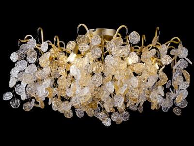 Купить со скидкой Светильник потолочный Crystal lux TENERIFE PL8 3180/108