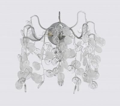Светильник бра Crystal lux TENERIFE AP2 SILVER 3181/402 фото