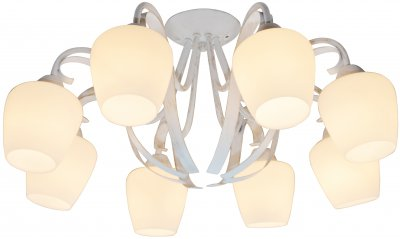 Люстра потолочная Abegail TL1133-8D Toplight фото