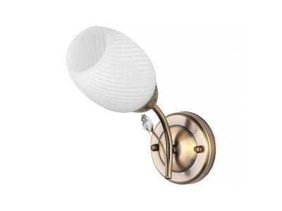 Светильник настенный бра Toplight TL3580B-01AB AlanaКлассика<br>Бра TOPLIGHT серия Alana артикул TL3580B-01AB, античная бронза, E14, 1x60 в идеале использовать со светодиодными лампами, которые помимо энергосбережения, помогут сохранить долгий срок службы светильника за счет незначительного нагрева ламп.<br><br>Тип товара: Светильник настенный бра<br>Тип цоколя: E14<br>Количество ламп: 1<br>Ширина, мм: 230<br>MAX мощность ламп, Вт: 60<br>Длина, мм: 220<br>Высота, мм: 110<br>Цвет арматуры: бронзовый