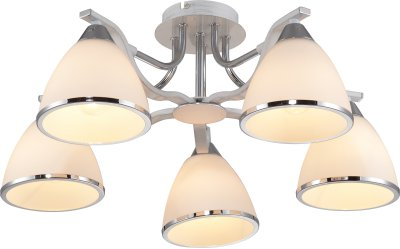 Люстра потолочная SHEENA TL3670X-05RY ToplightОжидается<br><br><br>Тип цоколя: E14<br>Количество ламп: 5<br>Ширина, мм: 500<br>Высота, мм: 170<br>Оттенок (цвет): слоновая кость<br>MAX мощность ламп, Вт: 40