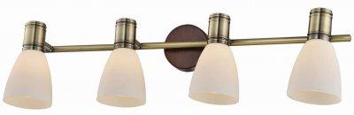 Спот SHARYL TL3720Y-04BB ToplightОжидается<br><br><br>Тип цоколя: E14<br>Количество ламп: 4<br>Ширина, мм: 160<br>Высота, мм: 160<br>Оттенок (цвет): античная бронза, коричневый<br>MAX мощность ламп, Вт: 40W