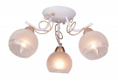 Люстра потолочная MELISSA TL3790X-03WH ToplightОжидается<br><br><br>Тип цоколя: E14<br>Количество ламп: 3<br>Ширина, мм: 430<br>Высота, мм: 245<br>Оттенок (цвет): белый<br>MAX мощность ламп, Вт: 40