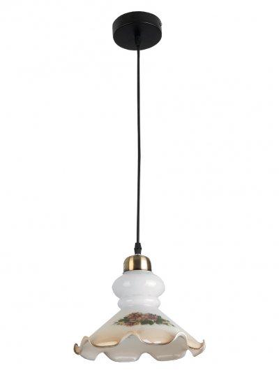 Подвес Toplight TL4320D-01AB CassandraОдиночные<br>Подвес TOPLIGHT серия Cassandra артикул TL4320D-01AB, бежевый, E27, 1x60 в идеале использовать со светодиодными лампами, которые помимо энергосбережения, помогут сохранить долгий срок службы светильника за счет незначительного нагрева ламп.<br><br>S освещ. до, м2: 3<br>Тип цоколя: E27<br>Цвет арматуры: бежевый<br>Количество ламп: 1<br>Диаметр, мм мм: 240<br>Высота, мм: 1110<br>MAX мощность ламп, Вт: 60