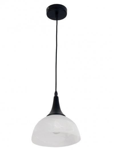 Подвес Toplight TL4420D-01BL AdeliaОдиночные<br>Подвес TOPLIGHT серия Adelia артикул TL4420D-01BL, белый, E27, 1x60 в идеале использовать со светодиодными лампами, которые помимо энергосбережения, помогут сохранить долгий срок службы светильника за счет незначительного нагрева ламп.<br><br>Тип товара: Подвес<br>Скидка, %: 15<br>Тип цоколя: E27<br>Количество ламп: 1<br>MAX мощность ламп, Вт: 60<br>Диаметр, мм мм: 200<br>Высота, мм: 1110<br>Цвет арматуры: белый