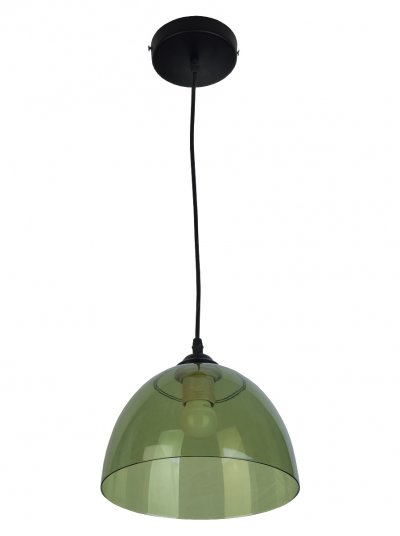 Подвес зеленый Toplight TL4480D-01TG KarinОдиночные<br>Подвес TOPLIGHT серия Karin артикул TL4480D-01TG, зеленый, E27, 1x40 в идеале использовать со светодиодными лампами, которые помимо энергосбережения, помогут сохранить долгий срок службы светильника за счет незначительного нагрева ламп.<br><br>S освещ. до, м2: 2<br>Тип цоколя: E27<br>Цвет арматуры: зеленый<br>Количество ламп: 1<br>Диаметр, мм мм: 230<br>Высота, мм: 1000<br>Оттенок (цвет): зеленый<br>MAX мощность ламп, Вт: 40