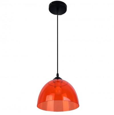 Подвес красный Toplight TL4480D-01TP KarinОдиночные<br>Подвес TOPLIGHT серия Karin артикул TL4480D-01TP, красный, E27, 1x40 в идеале использовать со светодиодными лампами, которые помимо энергосбережения, помогут сохранить долгий срок службы светильника за счет незначительного нагрева ламп.<br><br>Тип цоколя: E27<br>Количество ламп: 1<br>MAX мощность ламп, Вт: 40<br>Диаметр, мм мм: 230<br>Высота, мм: 1000<br>Оттенок (цвет): красный<br>Цвет арматуры: красный