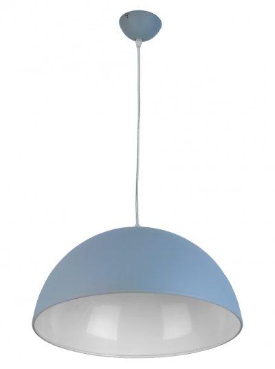 Подвес голубой Toplight TL4510D-01GR MayОдиночные<br>Подвес TOPLIGHT серия May артикул TL4510D-01GR, серый, E27, 1x60 в идеале использовать со светодиодными лампами, которые помимо энергосбережения, помогут сохранить долгий срок службы светильника за счет незначительного нагрева ламп.<br><br>Тип товара: Подвес<br>Скидка, %: 15<br>Тип цоколя: E27<br>Количество ламп: 1<br>MAX мощность ламп, Вт: 60<br>Диаметр, мм мм: 380<br>Высота, мм: 1130<br>Оттенок (цвет): синий<br>Цвет арматуры: серебристый