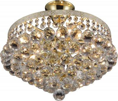 Люстра потолочная VIVIEN TL7230X-05WG ToplightОжидается<br><br><br>Тип цоколя: E14<br>Количество ламп: 5<br>Ширина, мм: 390<br>Высота, мм: 215<br>Оттенок (цвет): золотой<br>MAX мощность ламп, Вт: 40
