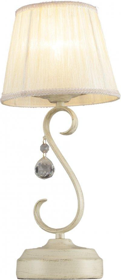 Настольная лампа TERESA TL7270T-01RY ToplightОжидается<br><br><br>Тип цоколя: E14<br>Количество ламп: 1<br>Ширина, мм: 205<br>Высота, мм: 510<br>Оттенок (цвет): слоновая кость<br>MAX мощность ламп, Вт: 40
