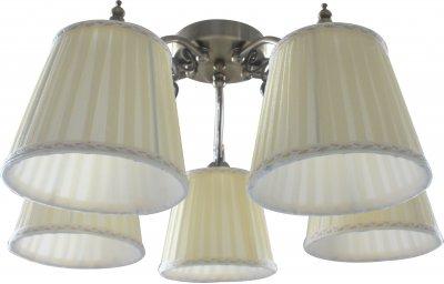 Люстра потолочная LORA TL7372X-05AB ToplightОжидается<br><br><br>Тип цоколя: E14<br>Количество ламп: 5<br>Ширина, мм: 560<br>Высота, мм: 160<br>Оттенок (цвет): античная бронза<br>MAX мощность ламп, Вт: 40