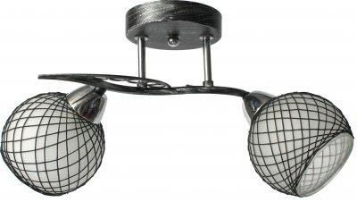Люстра потолочная ISABELLA TL7450X-02BP ToplightОжидается<br><br><br>Тип цоколя: E14<br>Количество ламп: 2<br>Ширина, мм: 160<br>Высота, мм: 220<br>Оттенок (цвет): черный, хром<br>MAX мощность ламп, Вт: 40