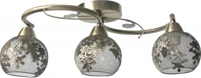 Люстра потолочная GEORGIA TL7480X-03AB ToplightОжидается<br><br><br>Тип цоколя: E14<br>Количество ламп: 3<br>Ширина, мм: 320<br>Высота, мм: 190<br>Оттенок (цвет): античная бронза<br>MAX мощность ламп, Вт: 40