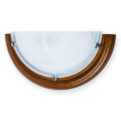 Купить Настенно-потолочный светильник IRMA TL9070Y-01OA Toplight, Россия, металл, стекло