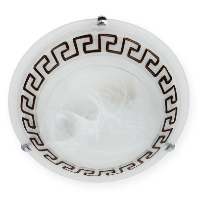 Настенно-потолочный светильник AMELIA TL9182Y-03BR ToplightОжидается<br><br><br>Тип цоколя: E27<br>Количество ламп: 3<br>Диаметр, мм мм: 400<br>Глубина, мм: 100<br>Оттенок (цвет): коричневый<br>MAX мощность ламп, Вт: 60