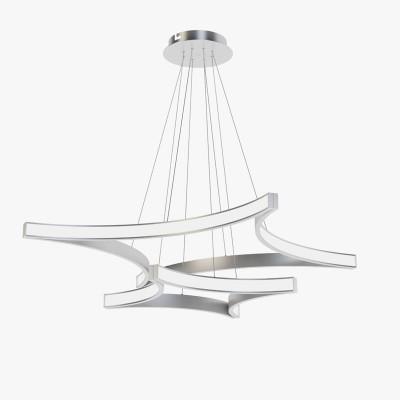 Люстра светодиодная белая TLRO2-40/70-01/W/4000К ЛючераПодвесные<br>Стильная, современная люстра – светодиодный дизайнерский светильник из двух квадратов. Подходит для интерьеров в стиле модерн, хайтек, лофт.<br>Испускает тепло-белый яркий свет, похожий на солнышко, без выраженных пятен.<br>Преимущества:<br>1. Надежный и долговечный: диоды расположены на алюминиевой плате, а не на ленте. <br>2. Прочный: основание и корпус и металла, а не из пластика.<br>3. Безопасный: нулевой коэффициент мерцания – благоприятно для зрения.<br><br>Установка на натяжной потолок: Да<br>S освещ. до, м2: 32<br>Крепление: Планка<br>Тип лампы: LED - светодиодная<br>Тип цоколя: LED<br>Цвет арматуры: Белый<br>Ширина, мм: 700<br>Высота полная, мм: 1000<br>Длина, мм: 700<br>Высота, мм: 100<br>Общая мощность, Вт: 80