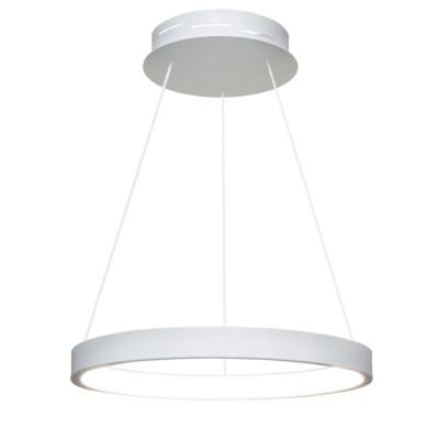 Люстра TLRU1-30-01/W/3000К Лючераподвесные люстры хай тек<br>Стильная, современная люстра – светодиодный дизайнерский светильник в форме кольца. Подходит для интерьеров в стиле модерн, хайтек, лофт.<br>Испускает тепло-белый яркий свет, похожий на солнышко, без выраженных пятен.<br>Преимущества:<br>1. Надежный и долговечный: диоды расположены на алюминиевой плате, а не на ленте. <br>2. Прочный: основание и корпус и металла, а не из пластика.<br>3. Безопасный: нулевой коэффициент мерцания – благоприятно для зрения.<br><br>Установка на натяжной потолок: Да<br>S освещ. до, м2: 6<br>Крепление: Планка<br>Тип лампы: LED - светодиодная<br>Тип цоколя: LED<br>Цвет арматуры: Белый<br>Ширина, мм: 300<br>Высота полная, мм: 1000<br>Длина, мм: 300<br>Высота, мм: 100<br>Общая мощность, Вт: 15