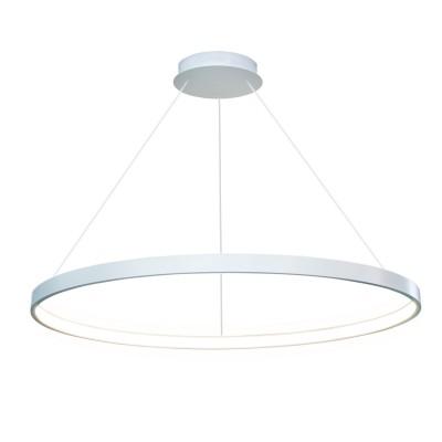 Люстра светодиодная белая TLRU1-70-01/W/3000К ЛючераПодвесные<br>Стильная, современная люстра – светодиодный дизайнерский светильник в форме кольца. Подходит для интерьеров в стиле модерн, хайтек, лофт.<br>Испускает тепло-белый яркий свет, похожий на солнышко, без выраженных пятен.<br>Преимущества:<br>1. Надежный и долговечный: диоды расположены на алюминиевой плате, а не на ленте. <br>2. Прочный: основание и корпус и металла, а не из пластика.<br>3. Безопасный: нулевой коэффициент мерцания – благоприятно для зрения.<br><br>Установка на натяжной потолок: Да<br>S освещ. до, м2: 14<br>Крепление: Планка<br>Тип лампы: LED - светодиодная<br>Тип цоколя: LED<br>Цвет арматуры: Белый<br>Ширина, мм: 700<br>Высота полная, мм: 1000<br>Длина, мм: 700<br>Высота, мм: 100<br>Общая мощность, Вт: 36