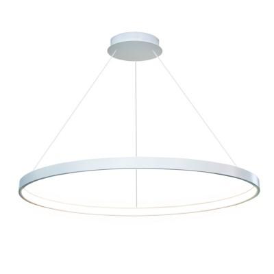 Люстра TLRU1-70-01/W/4000К ЛючераПодвесные<br>Стильная, современная люстра – светодиодный дизайнерский светильник в форме кольца. Подходит для интерьеров в стиле модерн, хайтек, лофт.<br>Испускает тепло-белый яркий свет, похожий на солнышко, без выраженных пятен.<br>Преимущества:<br>1. Надежный и долговечный: диоды расположены на алюминиевой плате, а не на ленте. <br>2. Прочный: основание и корпус и металла, а не из пластика.<br>3. Безопасный: нулевой коэффициент мерцания – благоприятно для зрения.<br><br>Установка на натяжной потолок: Да<br>S освещ. до, м2: 14<br>Крепление: Планка<br>Тип лампы: LED - светодиодная<br>Тип цоколя: LED<br>Цвет арматуры: Белый<br>Ширина, мм: 700<br>Высота полная, мм: 1000<br>Длина, мм: 700<br>Высота, мм: 100<br>Общая мощность, Вт: 36