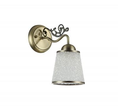 Бра Maytoni TOC017-01-R Ringклассические бра<br>Настенный светильник TOC017-01-R Ring создан дизайнерами Maytoni  в стиле Ар Деко. Для изготовления бра мастера из Германии использовали высококачественный металл, окрашенный под бронзу, гранулированное стекло. Модель TOC017-01-R, представленная на фото, идеально впишется в классический, современный  интерьер жилых помещений, и гостиничных номеров, холлов , столовых. Площадь освещения – примерно 3.3  кв. м, Производитель Maytoni рекомендует использовать для устройства 1 лампу накаливания с цоколем E27. Осветительный прибор произведен с использованием материала:  арматура из металла, стекло. Для покупки устройства просто нажмите кнопку «добавить в корзину» или свяжитесь с нашими менеджерами.<br><br>S освещ. до, м2: 3.3<br>Тип лампы: накаливания / энергосбережения / LED-светодиодная<br>Тип цоколя: E27<br>Цвет арматуры: бронзовый<br>Количество ламп: 1<br>Ширина, мм: 127<br>Диаметр, мм мм: 127<br>Высота полная, мм: 260<br>Глубина, мм: 250<br>Расстояние от стены, мм: 250<br>Поверхность арматуры: глянцевая<br>MAX мощность ламп, Вт: 60
