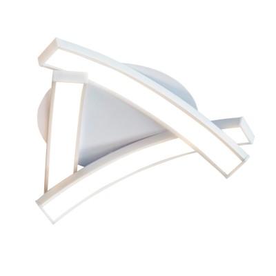 Светильник точечный TVTR3-20-02/W/3000К ЛючераДекоративные точечные светильники<br>Мини-люстра Лючера - новое поколение встраиваемых светильников!  <br>Три светящиеся дуги создают объемный 3D-треугольник. Компактный и при этом очень яркий. Дает значительно больше света, чем обычный встраиваемый светильник. <br>Идеально подходит для интерьеров в стиле модерн, хайтек, лофт.<br>Легко крепится к подвесному потолку или гипсокартонной стене при помощи пружинок.<br>Преимущества:<br>1. Надежный и долговечный: диоды расположены на алюминиевой плате, а не на ленте. <br>2. Прочный: основание и корпус и металла, а не из пластика.<br>3. Безопасный: нулевой коэффициент мерцания – благоприятно для зрения.<br><br>Тип лампы: LED - светодиодная<br>Тип цоколя: LED<br>Цвет арматуры: Белый<br>Ширина, мм: 200<br>Высота полная, мм: 80<br>Длина, мм: 210<br>Высота, мм: 80<br>Общая мощность, Вт: 10