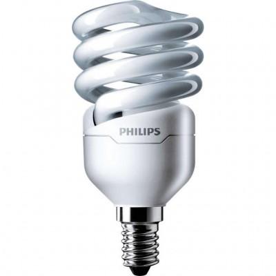 PHILIPS Tornado T2 12W/827 230-240V E14 WWСпиральные<br>В интернет-магазине «Светодом» можно купить не только люстры и светильники, но и лампочки. В нашем каталоге представлены светодиодные, галогенные, энергосберегающие модели и лампы накаливания. В ассортименте имеются изделия разной мощности, поэтому у нас Вы сможете приобрести все необходимое для освещения.   Лампа Philips Tornado T2 12W/827 230-240V E14 WW обеспечит отличное качество освещения. При покупке ознакомьтесь с параметрами в разделе «Характеристики», чтобы не ошибиться в выборе. Там же указано, для каких осветительных приборов Вы можете использовать лампу Philips Tornado T2 12W/827 230-240V E14 WWPhilips Tornado T2 12W/827 230-240V E14 WW.   Для оформления покупки воспользуйтесь «Корзиной». При наличии вопросов Вы можете позвонить нашим менеджерам по одному из контактных номеров. Мы доставляем заказы в Москву, Екатеринбург и другие города России.<br><br>Цветовая t, К: 2700<br>Тип лампы: Энергосбережения<br>Тип цоколя: E14<br>MAX мощность ламп, Вт: 12