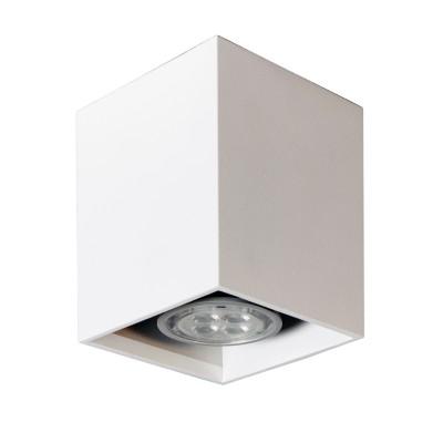Артпром Tubo Square P1 10 Потолочный светильникнакладные точечные светильники<br>Настенно-потолочные светильники – это универсальные осветительные варианты, которые подходят для вертикального и горизонтального монтажа. В интернет-магазине «Светодом» Вы можете приобрести подобные модели по выгодной стоимости. В нашем каталоге представлены как бюджетные варианты, так и эксклюзивные изделия от производителей, которые уже давно заслужили доверие дизайнеров и простых покупателей.  Настенно-потолочный светильник Артпром Tubo Square P1 10 станет прекрасным дополнением к основному освещению. Благодаря качественному исполнению и применению современных технологий при производстве эта модель будет радовать Вас своим привлекательным внешним видом долгое время. Приобрести настенно-потолочный светильник Артпром Tubo Square P1 10 можно, находясь в любой точке России.<br><br>S освещ. до, м2: 3<br>Тип цоколя: GU10<br>Цвет арматуры: Белый<br>Количество ламп: 1<br>Диаметр, мм мм: 80<br>Длина, мм: 80<br>Высота, мм: 95<br>MAX мощность ламп, Вт: 50