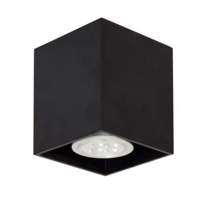 Артпром Tubo Square P1 12 Потолочный светильникНакладные точечные<br>Настенно-потолочные светильники – это универсальные осветительные варианты, которые подходят для вертикального и горизонтального монтажа. В интернет-магазине «Светодом» Вы можете приобрести подобные модели по выгодной стоимости. В нашем каталоге представлены как бюджетные варианты, так и эксклюзивные изделия от производителей, которые уже давно заслужили доверие дизайнеров и простых покупателей.  Настенно-потолочный светильник Артпром Tubo Square P1 12 станет прекрасным дополнением к основному освещению. Благодаря качественному исполнению и применению современных технологий при производстве эта модель будет радовать Вас своим привлекательным внешним видом долгое время. Приобрести настенно-потолочный светильник Артпром Tubo Square P1 12 можно, находясь в любой точке России.<br><br>S освещ. до, м2: 3<br>Тип цоколя: GU10<br>Цвет арматуры: Черный<br>Количество ламп: 1<br>Диаметр, мм мм: 80<br>Длина, мм: 80<br>Высота, мм: 95<br>MAX мощность ламп, Вт: 50