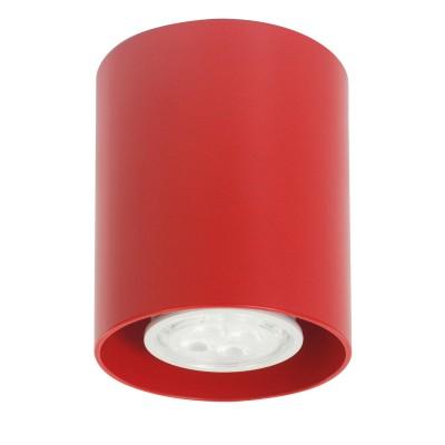 Артпром Tubo8 P1 09 Потолочный светильникнакладные точечные светильники<br>Настенно-потолочные светильники – это универсальные осветительные варианты, которые подходят для вертикального и горизонтального монтажа. В интернет-магазине «Светодом» Вы можете приобрести подобные модели по выгодной стоимости. В нашем каталоге представлены как бюджетные варианты, так и эксклюзивные изделия от производителей, которые уже давно заслужили доверие дизайнеров и простых покупателей.  Настенно-потолочный светильник Артпром Tubo8 P1 09 станет прекрасным дополнением к основному освещению. Благодаря качественному исполнению и применению современных технологий при производстве эта модель будет радовать Вас своим привлекательным внешним видом долгое время. Приобрести настенно-потолочный светильник Артпром Tubo8 P1 09 можно, находясь в любой точке России.<br><br>S освещ. до, м2: 3<br>Тип цоколя: GU10<br>Цвет арматуры: Красный<br>Количество ламп: 1<br>Диаметр, мм мм: 80<br>Высота, мм: 95<br>MAX мощность ламп, Вт: 50