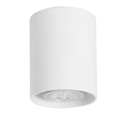 Артпром Tubo8 P1 10 Потолочный светильникНакладные точечные<br>Настенно-потолочные светильники – это универсальные осветительные варианты, которые подходят для вертикального и горизонтального монтажа. В интернет-магазине «Светодом» Вы можете приобрести подобные модели по выгодной стоимости. В нашем каталоге представлены как бюджетные варианты, так и эксклюзивные изделия от производителей, которые уже давно заслужили доверие дизайнеров и простых покупателей.  Настенно-потолочный светильник Артпром Tubo8 P1 10 станет прекрасным дополнением к основному освещению. Благодаря качественному исполнению и применению современных технологий при производстве эта модель будет радовать Вас своим привлекательным внешним видом долгое время. Приобрести настенно-потолочный светильник Артпром Tubo8 P1 10 можно, находясь в любой точке России.<br><br>S освещ. до, м2: 3<br>Тип цоколя: GU10<br>Цвет арматуры: Белый<br>Количество ламп: 1<br>Диаметр, мм мм: 80<br>Высота, мм: 95<br>MAX мощность ламп, Вт: 50
