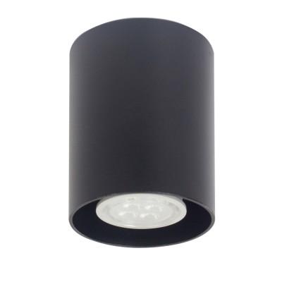 Артпром Tubo8 P1 12 Потолочный светильникнакладные точечные светильники<br>Настенно-потолочные светильники – это универсальные осветительные варианты, которые подходят для вертикального и горизонтального монтажа. В интернет-магазине «Светодом» Вы можете приобрести подобные модели по выгодной стоимости. В нашем каталоге представлены как бюджетные варианты, так и эксклюзивные изделия от производителей, которые уже давно заслужили доверие дизайнеров и простых покупателей.  Настенно-потолочный светильник Артпром Tubo8 P1 12 станет прекрасным дополнением к основному освещению. Благодаря качественному исполнению и применению современных технологий при производстве эта модель будет радовать Вас своим привлекательным внешним видом долгое время. Приобрести настенно-потолочный светильник Артпром Tubo8 P1 12 можно, находясь в любой точке России.<br><br>S освещ. до, м2: 3<br>Тип цоколя: GU10<br>Цвет арматуры: Черный<br>Количество ламп: 1<br>Диаметр, мм мм: 80<br>Высота, мм: 95<br>MAX мощность ламп, Вт: 50