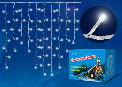 Гирлянда UNIEL ULD-B3010-200/DTA WHITE IP20Гирлянды новогодние<br><br><br>Тип лампы: LED<br>Количество ламп: 200 LED<br>Ширина, мм: 3000<br>Высота, мм: 1000<br>MAX мощность ламп, Вт: 9