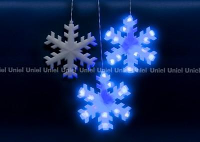 Гирлянда UNIEL ULD-E2703-120/DTA BLUE IP20 SNOWFLAKESГирлянды новогодние<br>ULD-E2703-120/DTA BLUE IP44 SNOWFLAKES<br><br><br><br><br><br>Технические характеристики<br><br><br><br><br><br>Артикул<br><br><br>11128<br><br><br><br>Входное напряжение, В<br><br><br>220-240<br><br><br><br>Гарантийный талон<br><br><br>Да<br><br><br><br>Диапазон рабочих температур, °С<br><br><br>-20 +35<br><br><br><br>Длина, м<br><br><br>2,7<br><br><br><br>Класс защиты, IP<br><br><br>20<br><br><br><br>Количество светодиодов, шт<br><br><br>120<br><br><br><br>Мощность, Вт<br><br><br>4,4<br><br><br><br>Назначение<br><br><br>декоративная подсветка<br><br><br><br>Размеры, мм<br><br><br>2700*300<br><br><br><br>Свет<br><br><br>синий<br><br><br><br>Срок гарантии<br><br><br>12 мес<br><br><br><br>Срок годности<br><br><br>не ограничен<br><br><br><br>Срок службы, ч<br><br><br>30000<br><br><br><br>Тип<br><br><br>занавес<br><br><br><br>Тип индивидуальной упаковки<br><br><br>картон<br><br><br><br>Частота, Гц<br><br><br>50-60<br><br><br><br>Штрих-код<br><br><br>4690485079354<br><br><br><br>Кол-во в тр. упаковке<br><br><br>24<br>