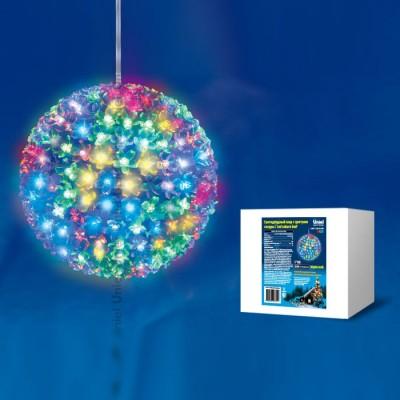 Гирлянда шар UNIEL ULD-H2121-200/DTA RGB IP20 SAKURA BALLГирлянды новогодние<br><br>