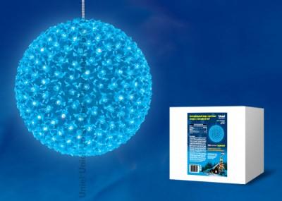 Гирлянда шар UNIEL ULD-H2727-300/DTA LIGHT BLUE IP20 SAKURA BALLГирлянды новогодние<br><br>