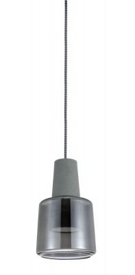 Светильник подвесной Crystal lux UNO SP1 SMOKE 3270/201Одиночные<br>Подвесной светильник – это универсальный вариант, подходящий для любой комнаты. Сегодня производители предлагают огромный выбор таких моделей по самым разным ценам. В каталоге интернет-магазина «Светодом» мы собрали большое количество интересных и оригинальных светильников по выгодной стоимости. Вы можете приобрести их в Москве, Екатеринбурге и любом другом городе России.  Подвесной светильник Crystal lux UNO SP1 SMOKE сразу же привлечет внимание Ваших гостей благодаря стильному исполнению. Благородный дизайн позволит использовать эту модель практически в любом интерьере. Она обеспечит достаточно света и при этом легко монтируется. Чтобы купить подвесной светильник Crystal lux UNO SP1 SMOKE, воспользуйтесь формой на нашем сайте или позвоните менеджерам интернет-магазина.<br><br>S освещ. до, м2: 2<br>Тип цоколя: E14<br>Цвет арматуры: Серый<br>Количество ламп: 1<br>Диаметр, мм мм: 148<br>Длина цепи/провода, мм: 1100<br>Высота, мм: 250<br>MAX мощность ламп, Вт: 40
