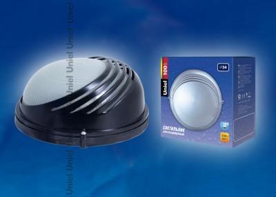 Светильник UNIEL UWL-R-07-100-BlackНастенные<br>Обеспечение качественного уличного освещения – важная задача для владельцев коттеджей. Компания «Светодом» предлагает современные светильники, которые порадуют Вас отличным исполнением. В нашем каталоге представлена продукция известных производителей, пользующихся популярностью благодаря высокому качеству выпускаемых товаров.   Уличный светильник UNIEL UWL-R-07-100-Black не просто обеспечит качественное освещение, но и станет украшением Вашего участка. Модель выполнена из современных материалов и имеет влагозащитный корпус, благодаря которому ей не страшны осадки.   Купить уличный светильник UNIEL UWL-R-07-100-Black, представленный в нашем каталоге, можно с помощью онлайн-формы для заказа. Чтобы задать имеющиеся вопросы, звоните нам по указанным телефонам. Мы доставим Ваш заказ не только в Москву и Екатеринбург, но и другие города.<br><br>Тип лампы: Накаливания / энергосбережения / светодиодная<br>Тип цоколя: E27<br>MAX мощность ламп, Вт: 100<br>Диаметр, мм мм: 255<br>Высота, мм: 140