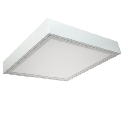 ВАРТОН Светильник LED офис 595*595*50мм 36W 4000К V1-A0-00070-01000-2003640LED светодиодные<br><br><br>Цветовая t, К: 4000<br>Тип лампы: LED<br>Тип цоколя: LED<br>Ширина, мм: 595<br>MAX мощность ламп, Вт: 36<br>Длина, мм: 595<br>Высота, мм: 50<br>Цвет арматуры: белый