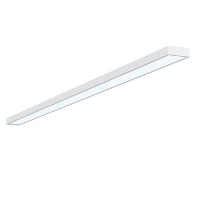 ВАРТОН Светодиодный светильник офисный накладной 1195*100*50мм V1-A0-00220-20000-2003640Светодиодные LED<br><br><br>Цветовая t, К: 6500<br>Тип лампы: LED<br>Тип цоколя: LED<br>Ширина, мм: 100<br>MAX мощность ламп, Вт: 36<br>Длина, мм: 1195<br>Высота, мм: 50<br>Цвет арматуры: белый
