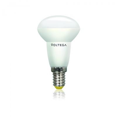 Светодиодная лампа Рефлектор (спот) R50 VG4-RM2E14warm4WЗеркальные E27, E14<br>Дизайнеры рекомендуют покупать для домашнего освещениялампу светодиодную Спот, R50, Ваттность 4,5W, Цоколь E14, Цветовая температура 2800К, VG4-RM2E14warm4W ведь она не только эстетически акуратно выглядит, но и выдает достаточно высокий КПД светового потока!<br><br>Цветовая t, К: WW - теплый белый 2700-3000 К<br>Тип лампы: LED - светодиодная<br>Тип цоколя: Е14<br>MAX мощность ламп, Вт: 4,5<br>Диаметр, мм мм: 50<br>Высота, мм: 86