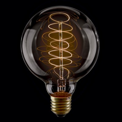 "Лампа накаливания ""G95"" 95*135 пружинка VG6-G95A2-60W, VG6-G95A2-60W"